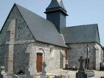 église Saint-Jacques de Fresnay-le-Long